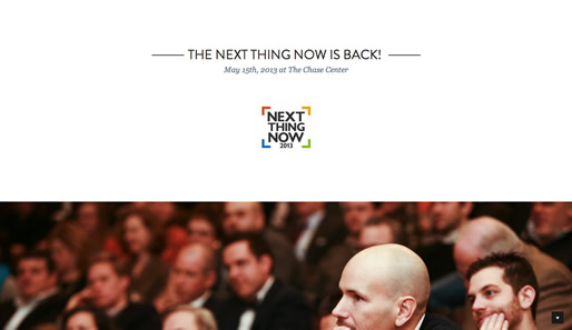 Next Thing Now 2013