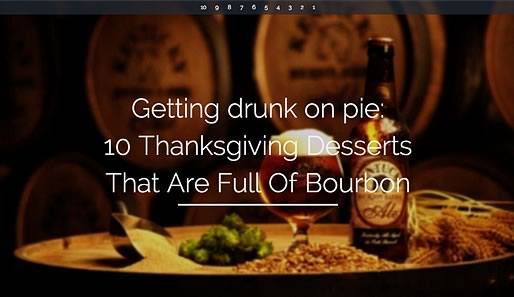 Get Drunk on Pie
