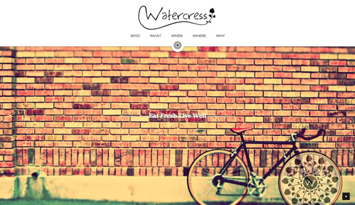 Watercress Bali